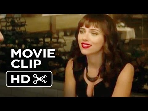 Chef Movie CLIP - Overbooked (2014) - Jon Favreau, Scarlett Johansson Movie HD