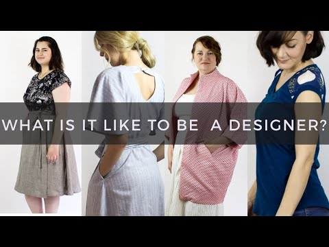 What Is It Like To Be A Fashion Designer?
