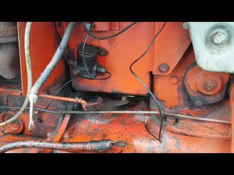Ford 1953 NAA Jubilee Tractor