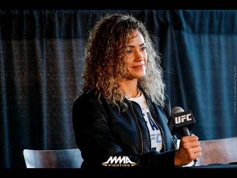 Pearl Gonzalez Explains Her Removal From UFC 210, Reinstatement - MMA Fighting