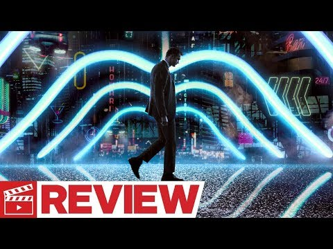 Netflix's Mute Review streaming vf