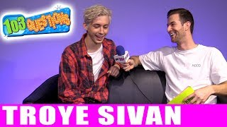 Download Lagu 103 Questions: Troye Sivan Gratis STAFABAND