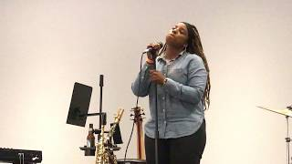6/21/18 Summer SOULstice at Tacoma Art Museum: Olivia Thomas