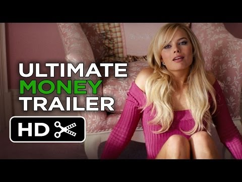 The Wolf Of Wall Street Ultimate Money Trailer 2013 Leonardo ...