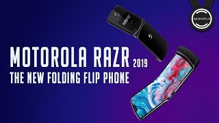 MOTOROLA RAZR 2019 MAKES A COMEBACK