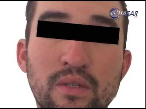 Detenido en Zamora presunto criminal norteamericano