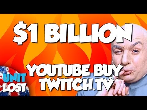 YouTube Buys Twitch For $1 BILLION! - HOTFIX