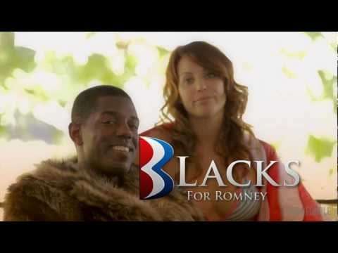 Blacks For Romney