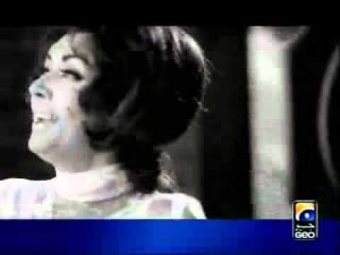 Noor Jehan - Aey Watan Key Sajeelay Jawanoon Best Song.mp4 video