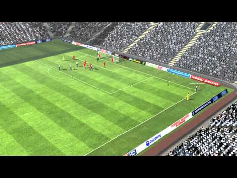 Football Manager 2012 HD - Olympics 2012 Quarter Finals