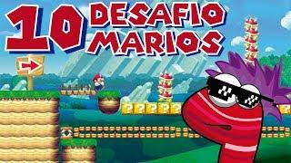 LOS TAMBORES DE SAN JUAN / MARIO MAKER / GAMEPLAY EN ESPAÑOL