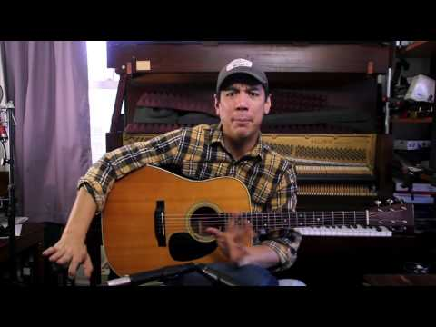 The Best Acoustic Guitar in the World - Guitar Tuesday VLOG005