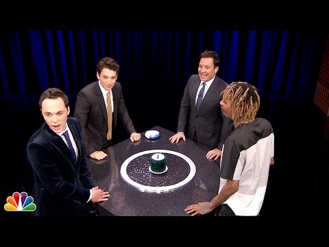 Catchphrase With Jim Parsons, Miles Teller And Wiz Khalifa video