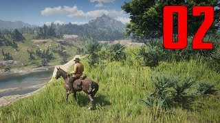Red Dead Redemption 2 Walkthrough PART 2 - Train Robbery (RDR2 Gameplay Let's Play)
