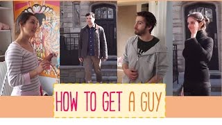 [How to Get a Guy in 4 EASY steps!] Video