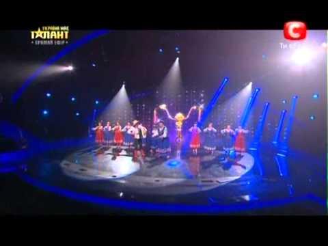 Коллектив «Лисапетный батальон» «Україна має талант 5» Финал