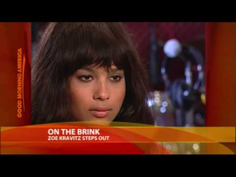 Zoe Kravitz on Brink of Stardom