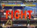 Garou: Motw Terry vs Freeman