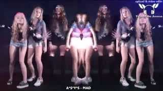 ASYS - MAD (Original Mix) MUSIC VIDEO TranceOnJeroen