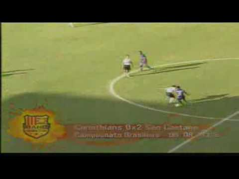 Edilson (capetinha) Vs Javier Mascherano - Canetas 2005 - Show Do Capetinha video