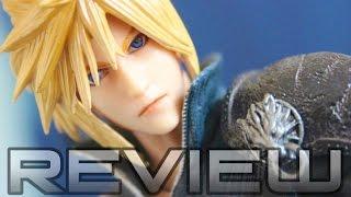 Play Arts 改 Kai - Cloud Strife Review - FINAL FANTASY VII ADVENT CHILDREN クラウド・ストライフ