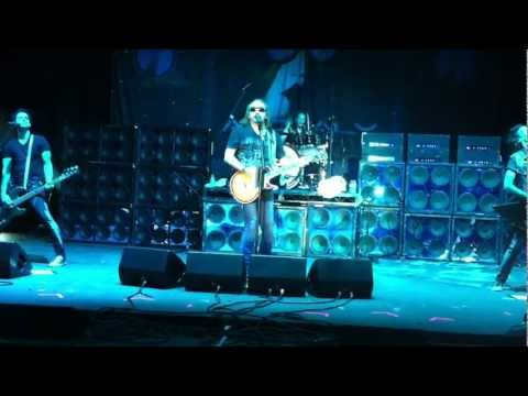 Ace Frehley Shock Me - Solo- Love Gun 9-2-12.MOV