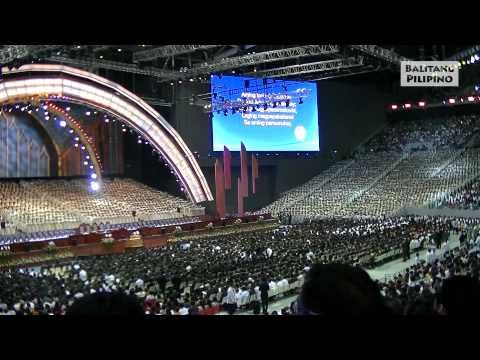 Zambo Times: Iglesia Ni Cristo Gospel Choir Is World's Largest -- Guinness World Record video