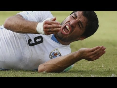 World Cup 2014: Luis Suarez apologises on Twitter to Giorgio Chiellini for bite