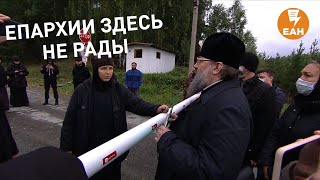Священников не пустили в Среднеуральский женский монастырь