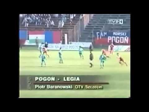 Pogoń Szczecin- Legia 1-1, 01.10.1994