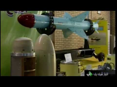 Iran Starts Mass-Production of Nasr 1 Cruise Missiles موشک جدید ایران