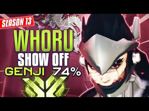 WHORU on Genji WRECKING Goats on KR Servers (74% KP) [S13 TOP 500] MP3