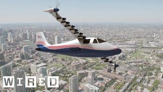 NASA's New X-Plane Looks Goofy But Packs Some Serious Tech | WIRED