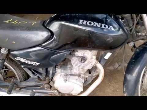( EM HD ) Montenegro Leilões - de motos -  BANCO FINASA  !!!