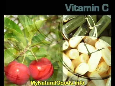 Natural Vitamin C --  Crucial Importance to Your Health