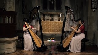 Continue / Prelude (from Final Fantasy VII)  [Nobuo Uematsu]  //  Amy Turk, Harps