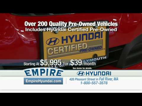 Empire Hyundai: Used Hyundai Cars