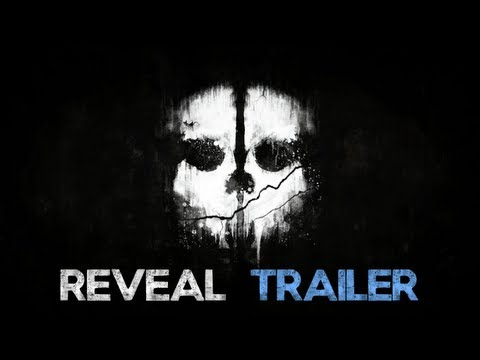 Official Call of Duty: Ghosts - Reveal Trailer (Audience Reaction)