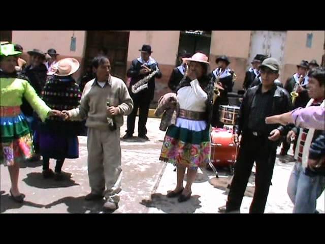 Fiesta en PALCA - HUANCAVELICA 2,3,4 Febrero 2012