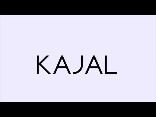 Shahzad Raza - Kajal