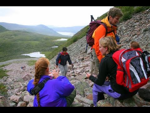 Hike Gros Morne Mountain in