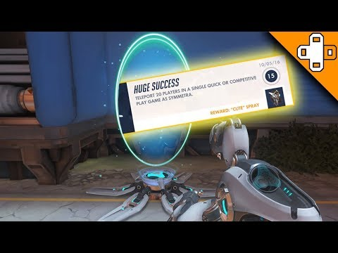 Huge FAILURE - Overwatch Funny & Epic Moments 270 - Highlights Montage
