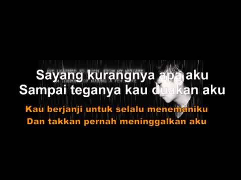 Sticker Band - Sampai Hati (+Lyrics)