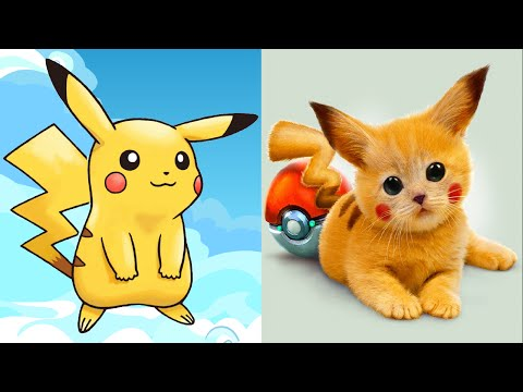 New Pokemon in Real Life