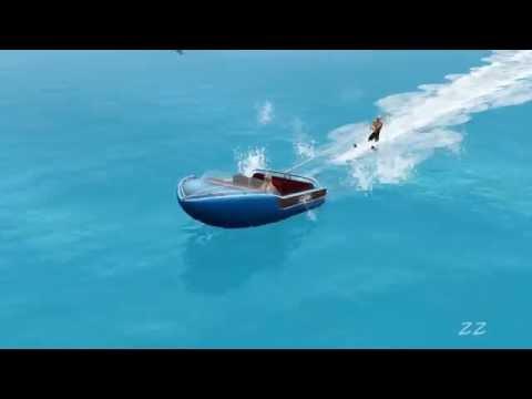 Aloha Summer Fun Trailer