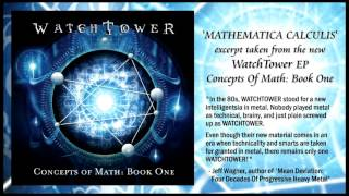 WATCHTOWER - Mathematica Calculis (Teaser)