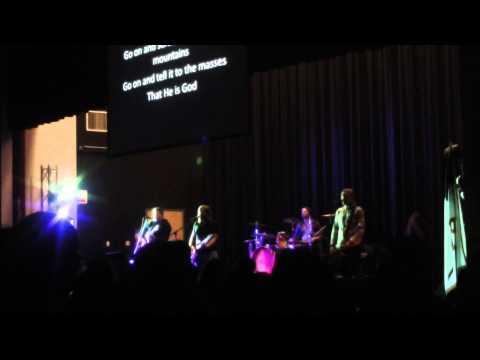 Seattle Christian Schools Chapel Music - Ian & Ryan Tomlinson - 10/02/2013