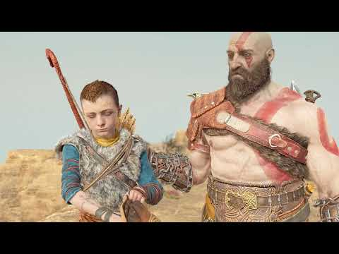 God of War 4 ENDING - The Truth of Atreus & GoW 5 Story Teaser (God of War 2018) thumbnail