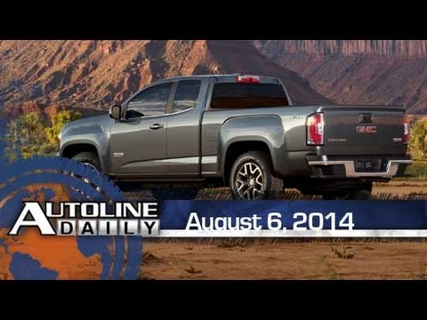 Concerns with FCA Merger, GM Prices Mid-Size Trucks - Autoline Daily 1