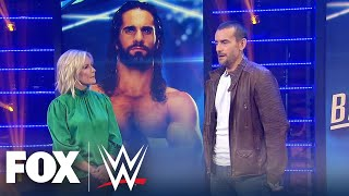 CM Punk's advice for Seth Rollins: 'Stop tweeting' | WWE BACKSTAGE | WWE ON FOX